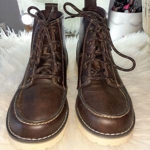 Boy's Lace Up Boots